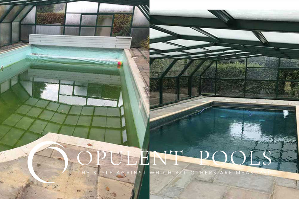 Opulent Pools Swimming Pool Renovation Sussex Surrey